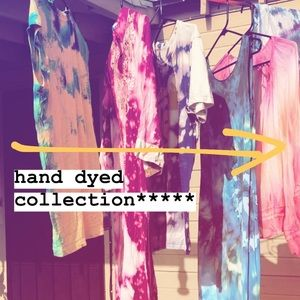 NEW 🕺🏽✨ Hand Dyed Collection From Lizard Queenz!